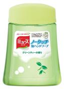 Earth Seiyaku Muse | Hand Soap | No Touch Bubble Hand Soap Green Tea Refill 250ml