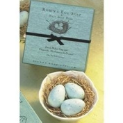 Robin's Eggs Soap with Porcelain Dish from Gianna Rose