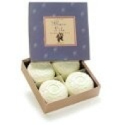 "Blanc Lila Pretty ""MIGNONETTE"" 4-Bar Gift Box"