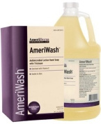 AmeriWash Antimicrobial Lotion Soap with Triclosan 3.8l Bottle QTY