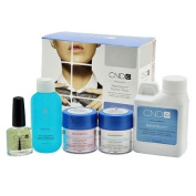 CND Enhancement Retention Liquid Powder Starter Pack + SolarOil Acrylic Nail Kit