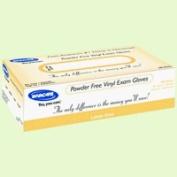 Invacare® Powder-free Vinyl Exam Gloves