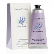 Crabtree & Evelyn 15139628803 Lavender Ultra-Moisturising Hand Therapy - 250g-8.8oz