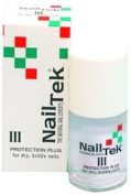 Nail Tek III Protection Plus - 60ml / professional size