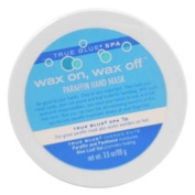 True Blue Spa - Wax On, Wax Off Paraffin Hand Mask 100ml - By Bath and Body Works
