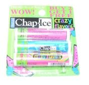 Chap-Ice SPF 4 Premium Lip Balm, Original , 3 pack