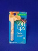 Softlips Vanilla Lip Protectant/Sunscreen SPF 20, 0ml