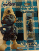 The Smurfs Wildberry Flavoured Lip Balm