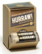 Hurraw! Balm, Sun Protection Lip Balm SPF15, Tangerine Chamomile, 5ml