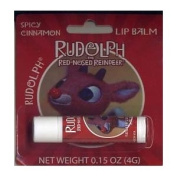Rudolph the Red-Nosed Reindeer Lip Balm - Spicy Cinnamon