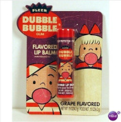 Dubble Bubble Grape Gum Flavoured Lip Balm