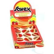 SAVEX Strawberry Mango (lip balm) 12pack 5ml