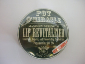 Pot O`miracle Lip Revitalizer Peppermint Oil 2% Max Strength (Pack of 3. 10g 10ml