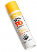 Yes To Carrots Lip Butter, Citrus, 5ml Sticks
