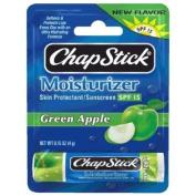 Chapstick Lip Moisturiser, Green Apple