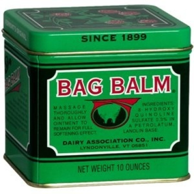 Special pack of 5 Dairy Association DAIRY ASSOCIATION CO. Dairy Association Bag Balm (10oz )
