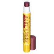Burt's Bees Beeswax Shimmer Lip Balm, Raisin - 6 Tubes