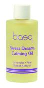 Basq Sweet Dreams Calming Oil, Lavender, 2 Fluid Ounce