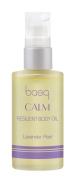 Basq Calm Resilient Body Oil, 2 Fluid Ounce