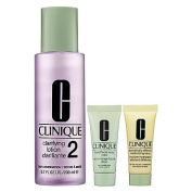 Clinique 3 Step Dry to Dry Combination Skin Set