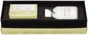 Lucia Gift Set (Body Lotion and Soap), Eucalyptus, 35ml