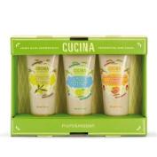 Fruits and Passion's Cucina Hand Cream Trio