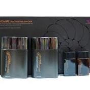 Korean Cosmetics_3w Clinic Snail Moisture Men's Skin Care 2pc Set