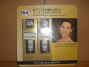 Roc Pure RoC Retinol plus essential minerals -RETINOL CORREXION - DEEP WRINKLE DAILY moisturiser -Visbly reduces expression lines and deep wrinkles set of 2 -new spf 30 -1.0 fl oz - GET 10 YEARS BACK TO THE LOOK OF YOUR SKIN