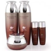 Korean Cosmetics_Yedam Yunbit Complete Snail Recover 3pc Gift Set