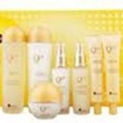 Korean Cosmetics_Elle Lhotse Coenzyme Q10 Skin Care 7pc Set