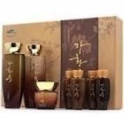 Korean Cosmetics_Jahwangsoo Premium Herbal Skin Care 3pc Set