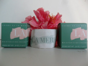 La Mer Set Moisturising Cream .24 oz/7ml New In Box. Deluxe Travel Size Set.