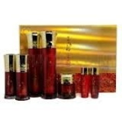 Korean Cosmetics_Cellio Han Red Ginseng Skin Care 5pc Set