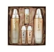 KOREAN COSMETICS, Danahan, Anti-wrinkle 2-piece set (fluids 160ml +emulsion 160ml) (Moisturising, high-nutrition, herbal skin lotion set)[001KR]
