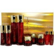 Korean Cosmetics_Cellio Han Red Ginseng Skin Care 7pc Set