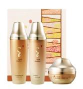 KOREAN COSMETICS, Danahan, Anti-wrinkle 3-piece set (Cream50ml+ Skin160ml+ Lotion 160ml) (Moisturising,high-nutrition, herbal skin lotion set)[001KR]