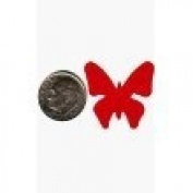 Tanning Bed Stickers Butterfly 1000 CT