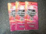 3 packets 2011 Brown Sugar Glamour Princess 88 Bronze Silicone