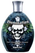 2011 Supre Domination Black Bronzer Mens Tanning Lotion 350ml