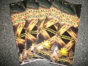 5 packets 2011 Bronze Invasion Level 25xBronzer 20ml