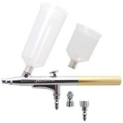 Belloccio Sunless Tanning Airbrush Multi-Purpose Precision Gravity Feed Airbrush with a 0.4mm Tip
