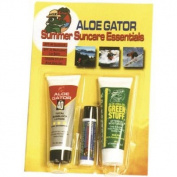 Aloe Gator Suncare Essentials Combo Pack
