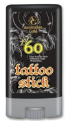 2011 Australian Gold SPF 60 Tattoo Stick Fade Protection 15ml