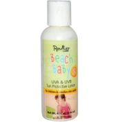 Reviva Labs 0930362 Beach Baby Sun Protective Lotion No 575 UVA and UVB SPF 25 - 4 fl oz