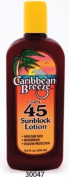 Caribbean Breeze-SPF 45 SunScreen Lotion, 8.5 oz