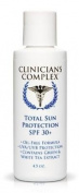 Clinicians Complex SPF 30+ Total Sun Protection Lotion-4.5 oz
