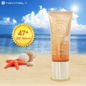 TONYMOLY Intense Care Live Snail Sun Cream (SPF47/PA+++) 50ml