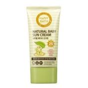 Amore Pacific Happy Bath Natural Baby Sun Cream (spf 25, pa++)_60ml