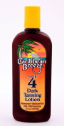 Caribbean Breeze-SPF 4 Dark Tanning Lotion, 8.5 oz