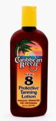 Caribbean Breeze-SPF 8 Protective Tanning Lotion, 8.5 oz